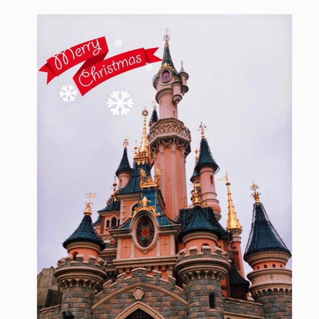 Christmas 2014 - Disneyland Paris and more!