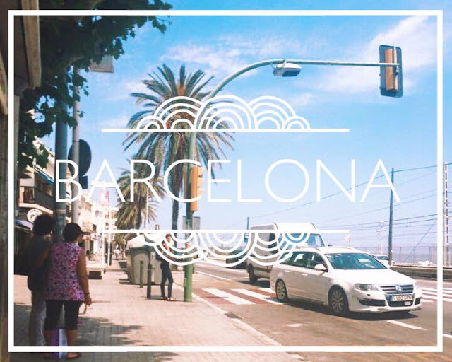 A trip to Barcelona!