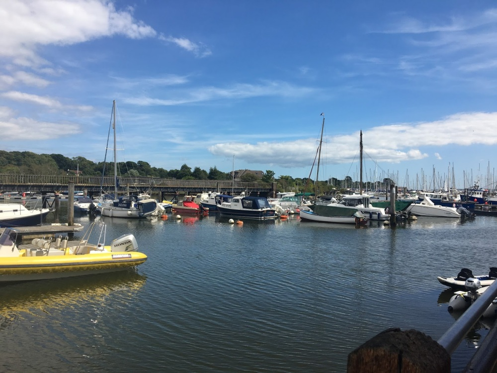 Lymington Marina