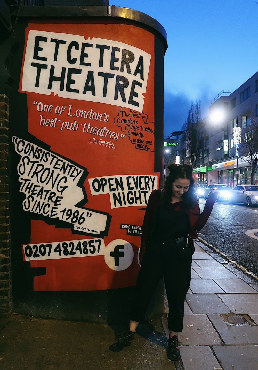 Etcetera theatre, Camden