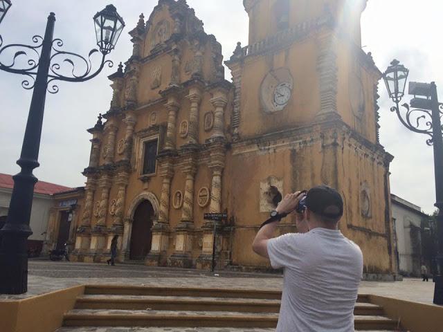 Landmarks in Leon, Nicaragua